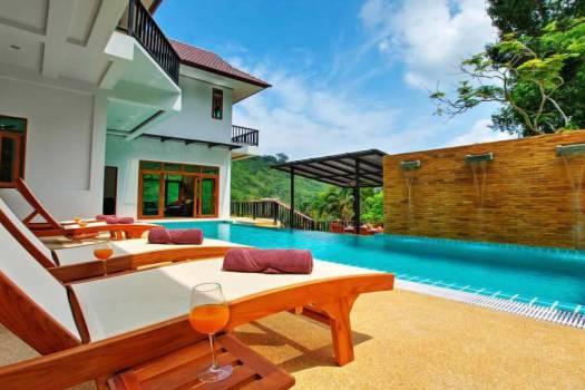 Luxury Villa For Holiday Rental Patong PAT56