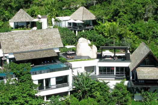 KAM21 Luxury Pool Villa Sea View Kamala Phuket