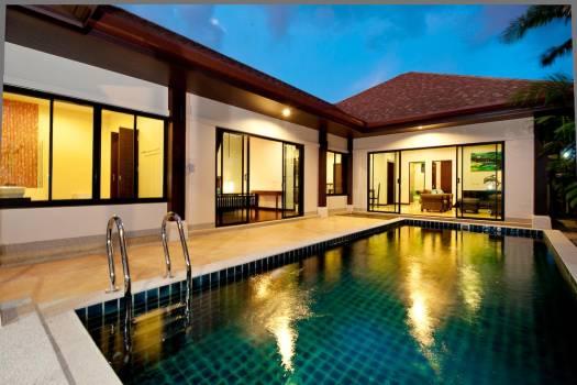 Private Pool Villa Rawai Close Beach RAW16
