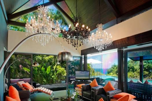 KAM22 Luxury Villa Oceanfront Kamala Phuket Thailand