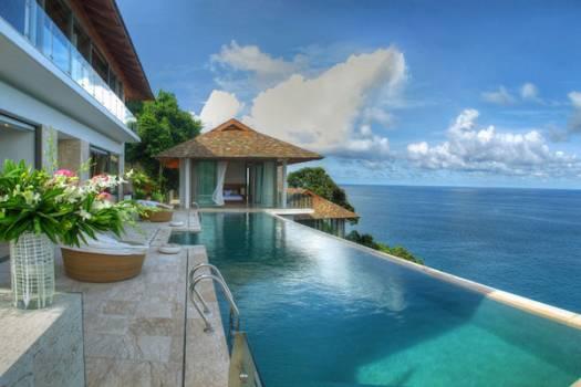 KAM20 Private Pool Villa Sea View Kamala Phuket