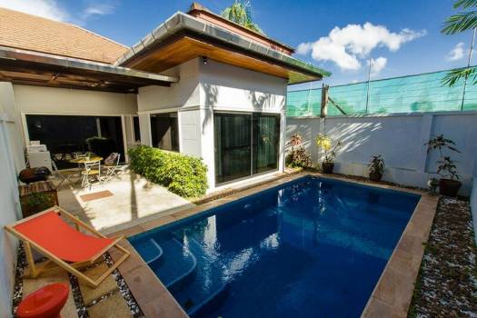CHA09 Private Pool Villa In Chalong Phuket