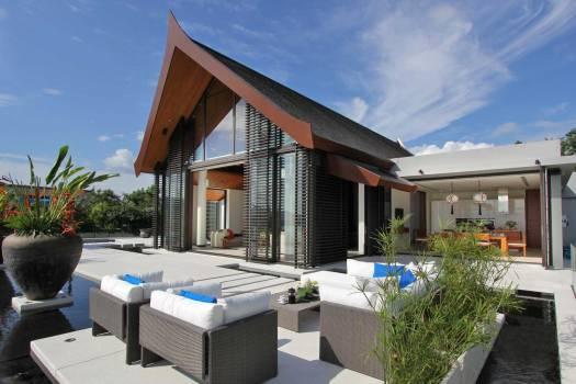 THA03 Private pool Villa Sea View Cape Yamu Phuket