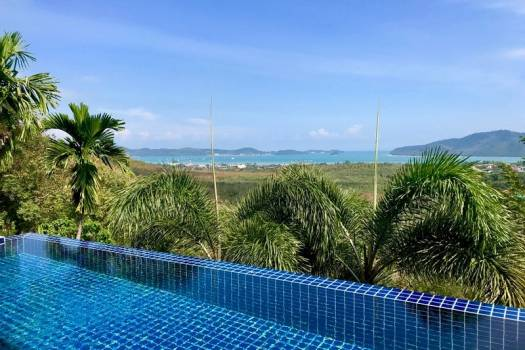 Luxury Villa For Rent In Nai Harn NH17