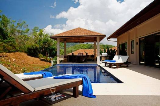 NH24 Private Pool Villa Nai Harn Beach Phuket