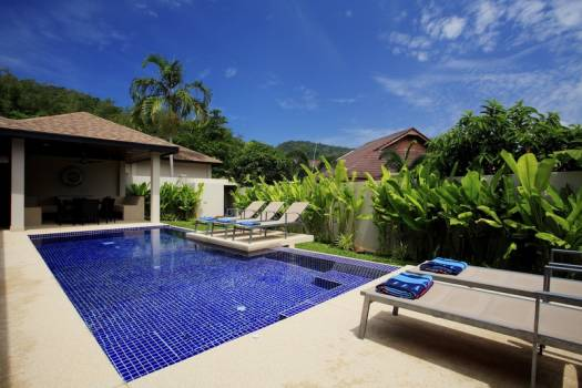 NH6 Private Pool Villa Nai Harn Beach Phuket