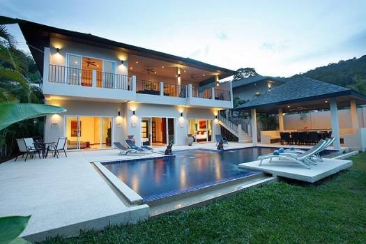 NH11 Private Pool Villa Nai Harn Beach Phuket