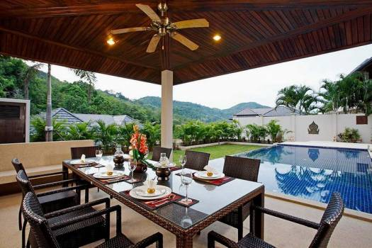 NH12 Private Pool Villa Nai Harn Beach Phuket