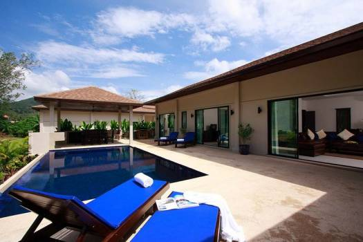 NH22 Private Pool Villa In Nai Harn Beach Phuket