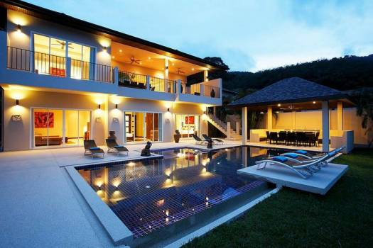 NH14 Private Pool Villa Nai Harn Beach Phuket