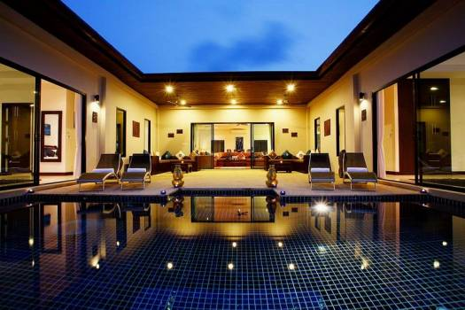 NH20 Private Pool Villa Nai Harn Beach Phuket