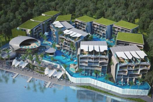New Condominium Project in Nai Harn Close Beach