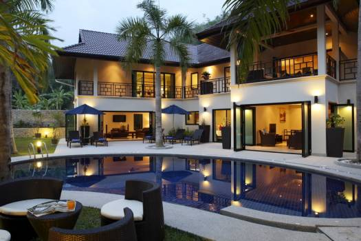 NH21 Large Pool Villa Nai Harn Beach Phuket