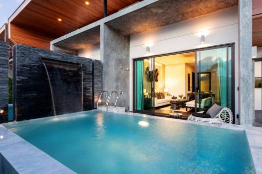 CHA07 Private pool Villa In Chalong Phuket