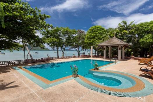 RAW20 Private Pool Villa Sea View Rawai Beach