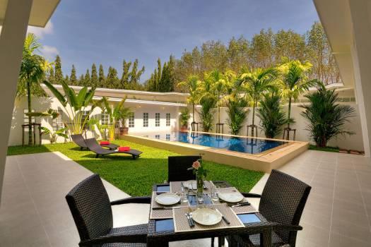 THA07 Private Pool Villa In Thalang Phuket