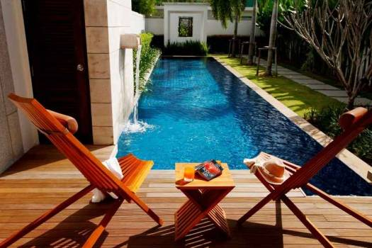 THA12 Beautiful Private Pool Villa In Thalang Phuket