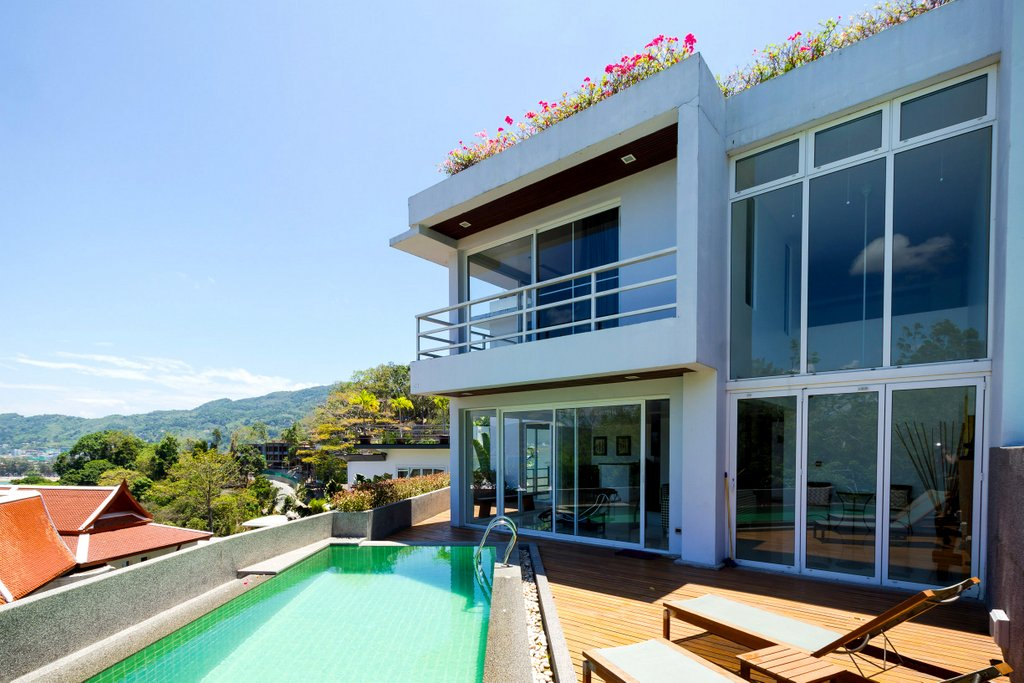 Rent Seaview Private Pool Villa Patong Phuket