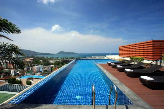 Rent Sea View Condo Patong Beach PAT90