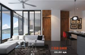 KAM58 Best Investment Beach Front Condominium Phuket02