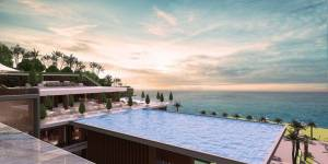 KAM58 Best Investment Beach Front Condominium Phuket