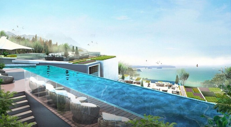 Best Investment Beach Front Condominium Phuket