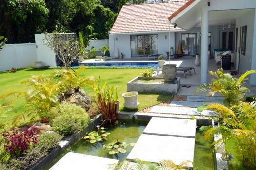 CHA13 Sale Large Pool Villa Chalong Phuket
