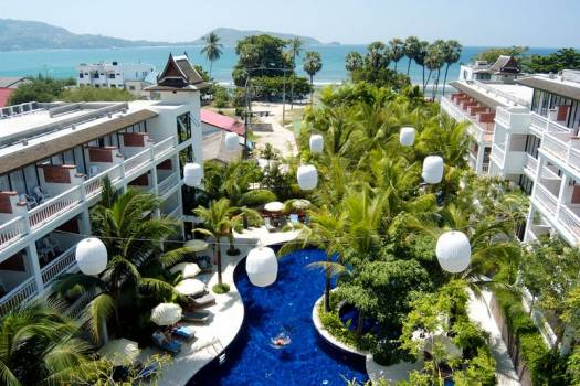PAT95 Beachfront Apartment Patong Phuket