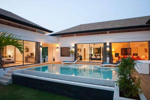 RAW25 Beautiful Private Pool Villa Rawai Phuket