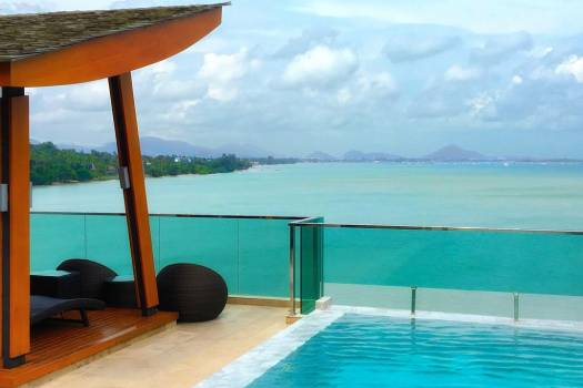 RAW27 Beach Front Pool Villa Rawai Phuket