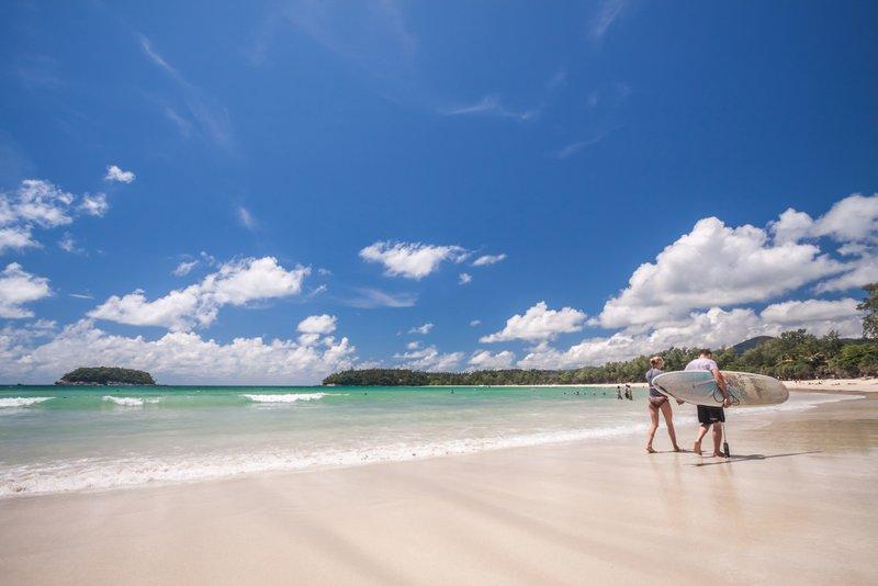 where to stay in phuket kata beach
