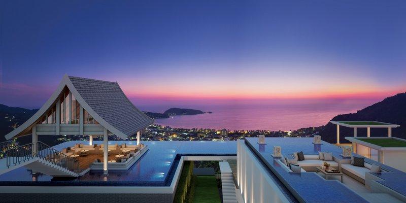 Investir Phuket Thailande Appartement Villa