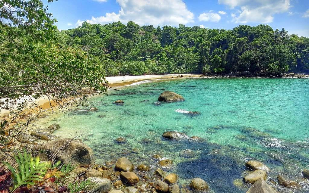 phuket long term rental-beach