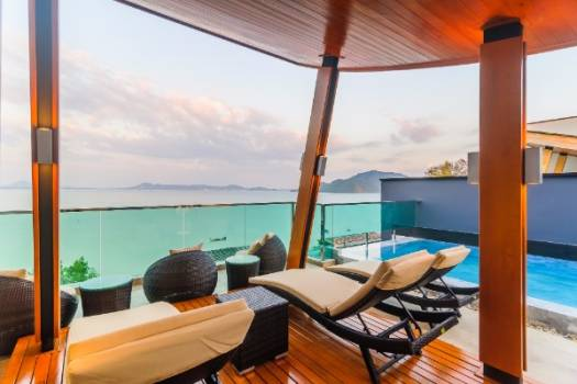 RAW31 Phuket Villa Beachfront For Sale