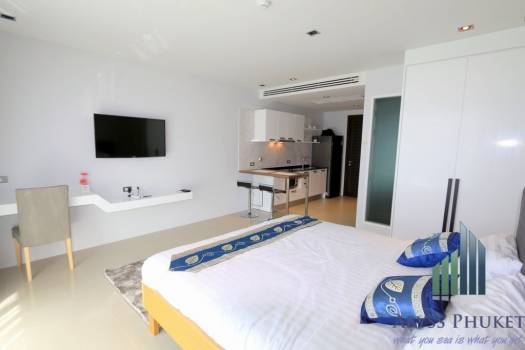 PAT108 Modern Studio Seaview in Patong