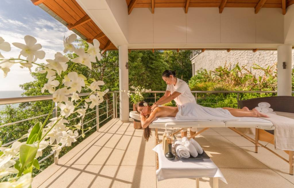Top Spa Private Villas Phuket