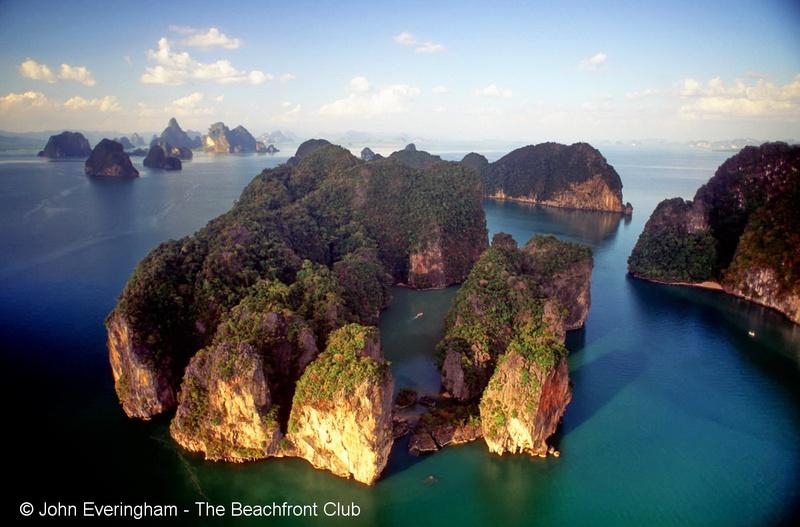 Phuket Eact Coast - Phang Nga Bay
