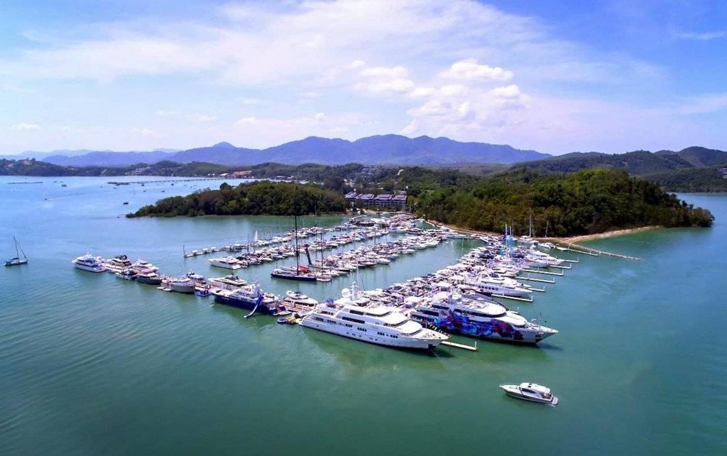 Phuket East Coast - Ao Po Marina