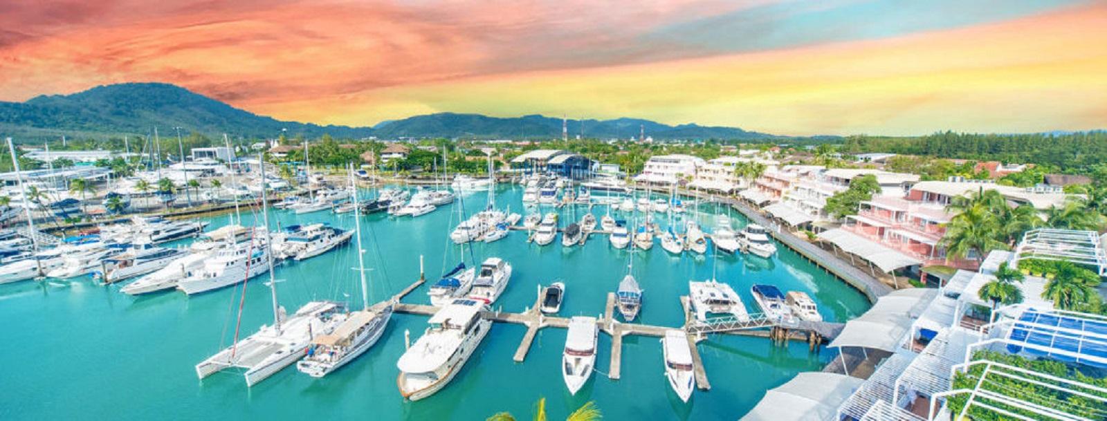 Phuket East Coast