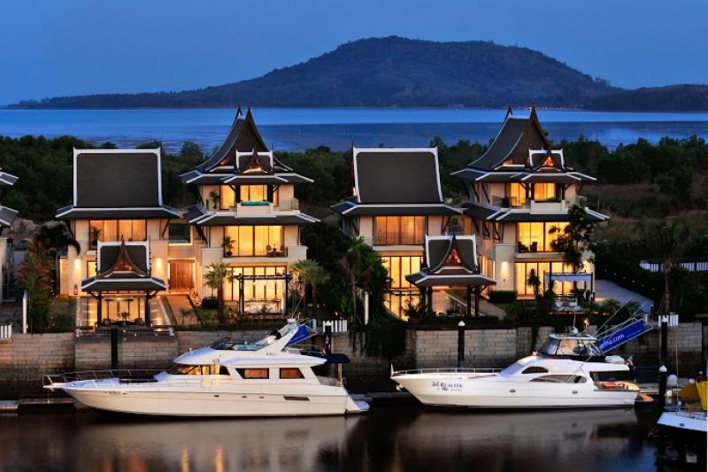 Phuket East Coast - Phuket Royal Marina