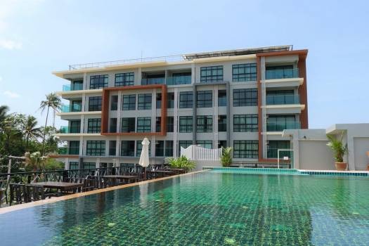 Apartment For Rent In The Nice Condotel Bangtao BT16