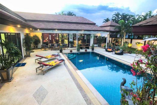 Nai Harn Beach Villa Kofy