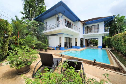 Baan Suan Loch Palm Villa KATH113