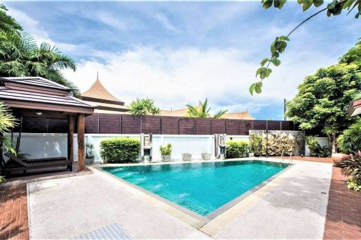 Andaman Tropical Pool Villa For Rent CHA20