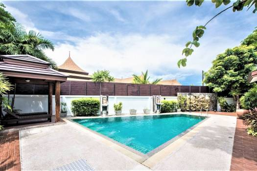 Huge Pool Villa In Chalong CHA20