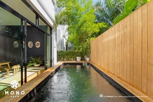 MONO Japanese Loft Home