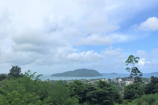Sea View Land For Sale In Rawai - featured