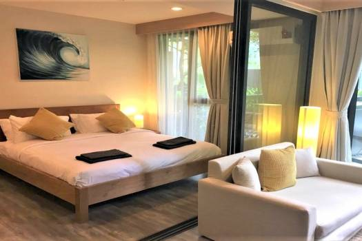The Deck Patong Condo For Rent PAT130
